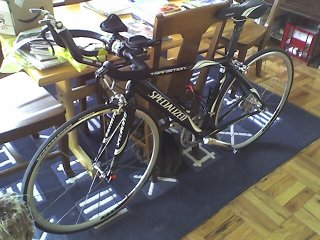 Specialized Transition Elite - My Baby
